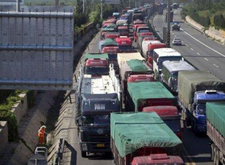 La Chine transforme l'industrie du Transport Routier