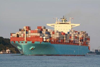 Top 10 maritieme expediteurs wereldwijd