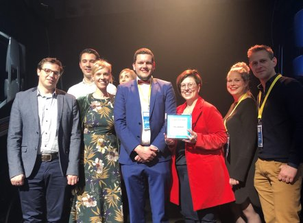TDL Group wint de Logistics Employer of the Year 2019