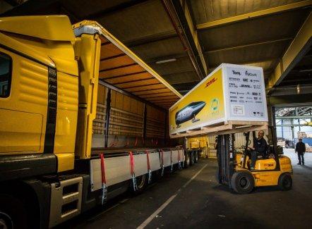 DHL devient la première entreprise belge à recevoir la certification BE-GATE