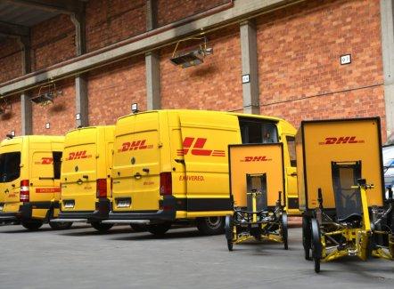 DHL Express: op weg naar 'CO2-neutraal'
