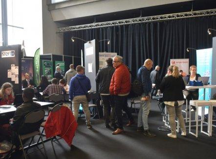 T&L 2019: een nieuwe hall én een 100% Transport & Logistieke Job Day