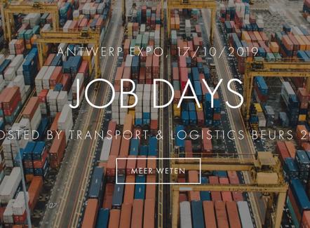 Ontdek de 100% Transport & Logistieke Job Day by TL Hub