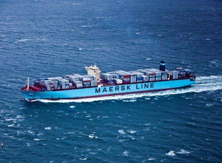 Maersk va tester un nouveau système de batterie pour améliorer la production d'énergie