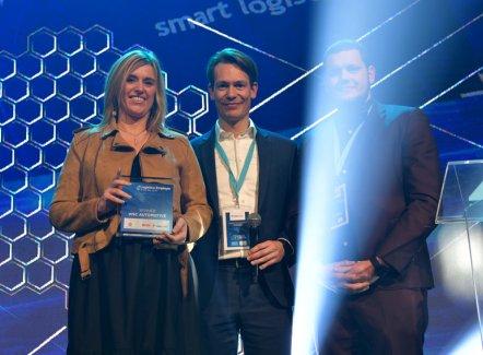 WSC Automotive remporte le prix Logistics Employer of the Year 2020 sponsorisé par TL Hub