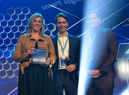 WSC Automotive wint de Logistics Employer of the Year 2020 by TL Hub