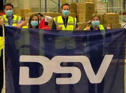DSV a traité 100 millions de masques buccaux