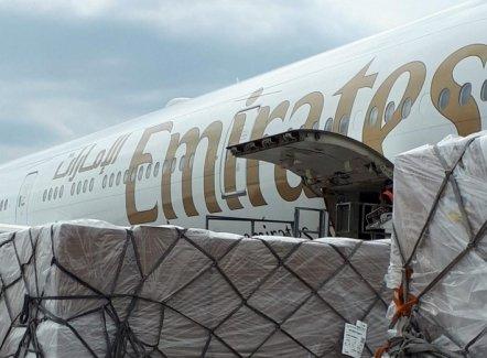 60 vols cargo par jour à Brussels Airport