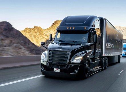 Zelfrijdende vrachtwagens : het wordt alles of niets