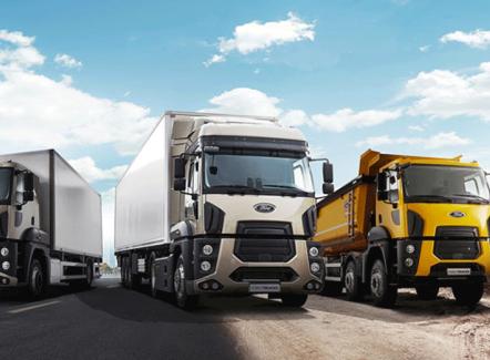 Ford Trucks wil in 2021 België bestrijken