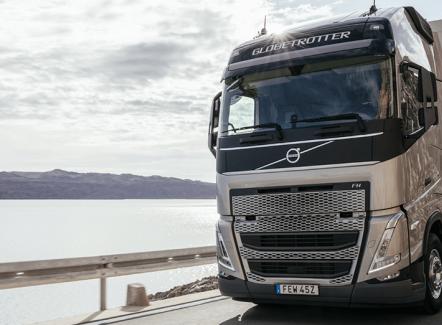 Volvo Trucks reprend l'offensive anti-gaspi avec l'I-Save