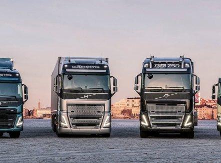 Volvo Trucks prépare son avenir neutre en CO2