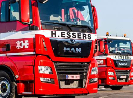 Top 1000 Transport 2021: ontdek de Top 20 van Belgische transporteurs