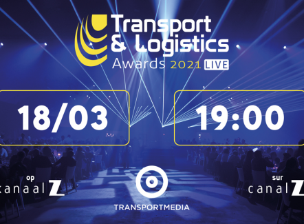 Transport & Logistics Awards: 18 maart, 19u op Kanaal Z!