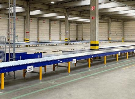 GLS opent nieuw depot in Wijnegem