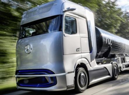 Port of Antwerp in de voorhoede om vrachtwagens op waterstof te ontvangen
