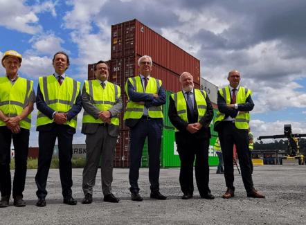 Samenwerking tussen de havens van Antwerpen en Luik wordt versterkt