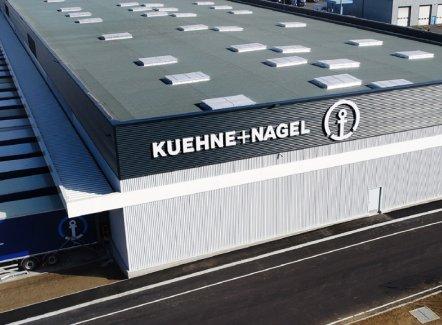 Kuehne+Nagel recherche 400 travailleurs temporaires de plus