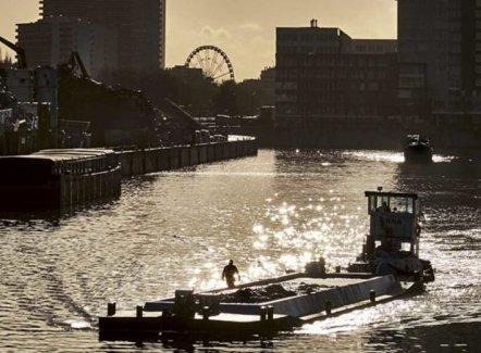 Le Port de Bruxelles prévoit une année fructueuse