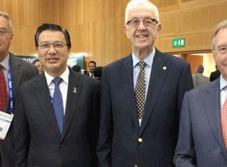 IATA & FIATA sign historic accord