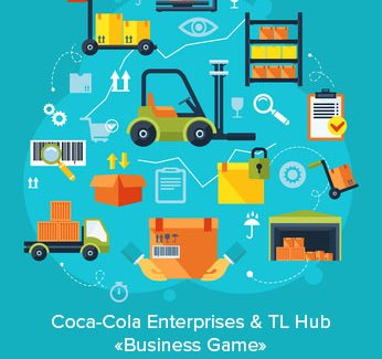 TL Hub launches the first Logistics & Supply Chain Business Game, in partnership with Coca-Cola Enterprises Belgium and 9 Schools (Bachelors & Masters) across Belgium