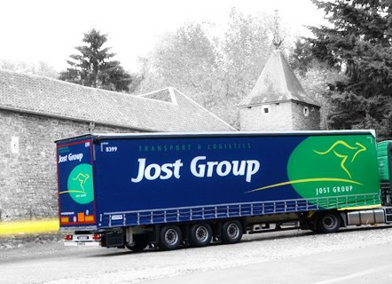 Jost Group investeert in Natural Gas Trucks