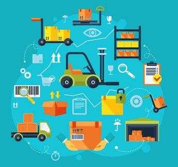Klimatologische, geopolitieke en technologische risico's in de supply chain
