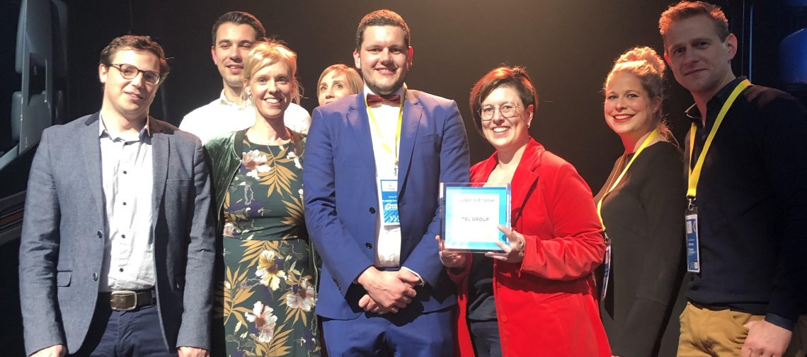 TDL Group remporte le prix Logistics Employer of the Year 2019