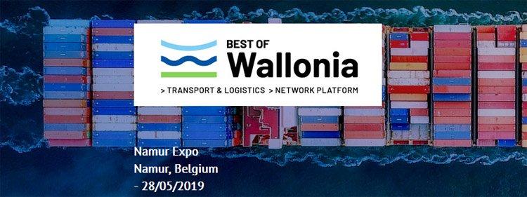 Best of Wallonia 2019 réunit le gratin du transport et de la logistique à Namur