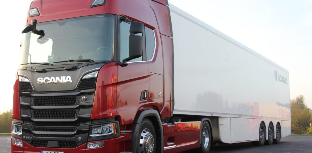 Une Édition Spéciale pour les 50 ans du Scania V8