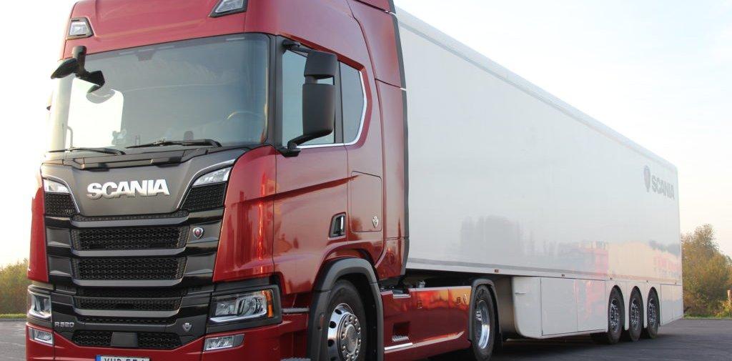 Een speciale editie voor 50 jaar Scania V8