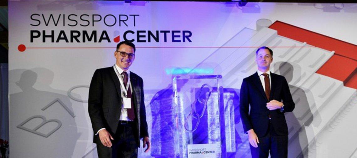 Swissport ouvre un nouveau centre pharmaceutique à Brucargo