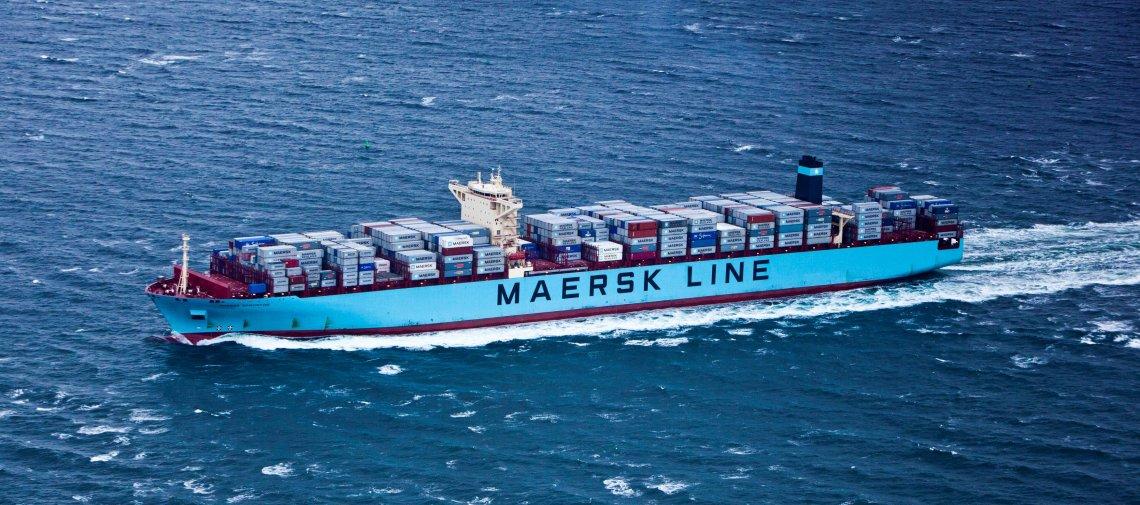 Maersk zal een nieuw batterijsysteem testen voor de verbetering van de energieproductie