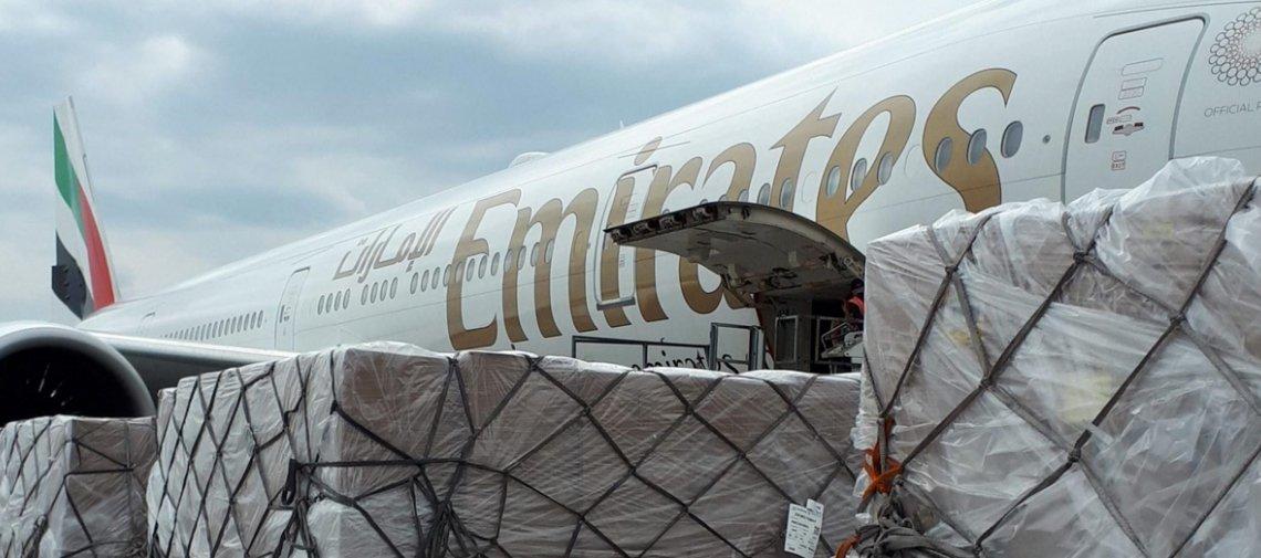60 cargovluchten per dag op Brussels Airport