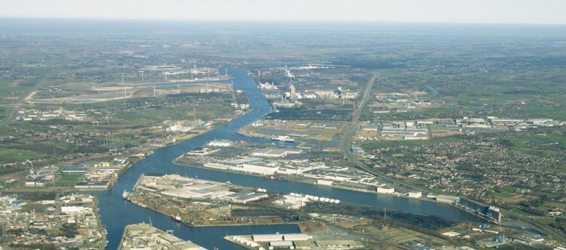 Le port d'Anvers coordonne un projet sur la logistique du futur