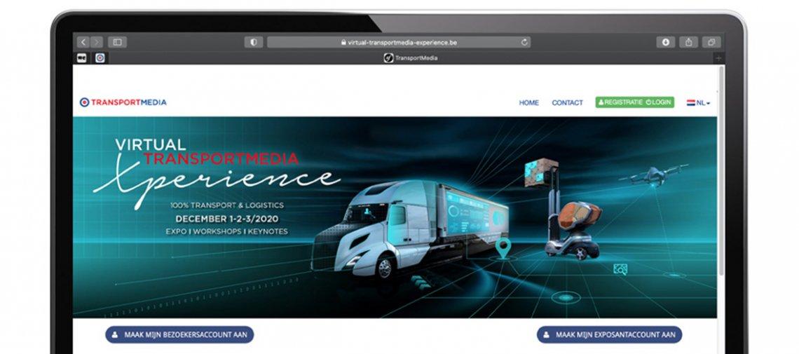 Neem deel aan de Virtual TRANSPORTMEDIA Xperience