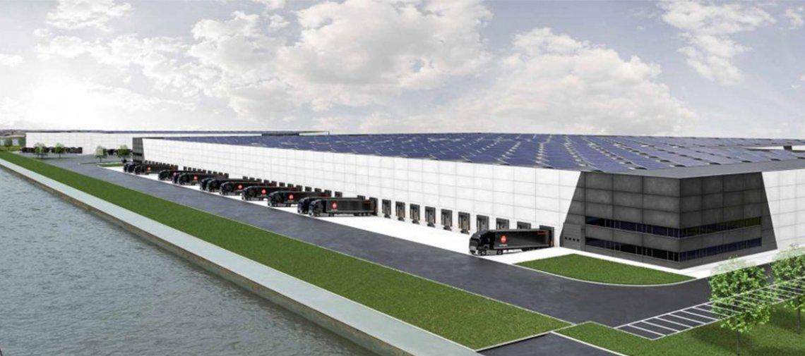Ethias en Weerts Group: 50/50 joint venture voor logistiek vastgoed