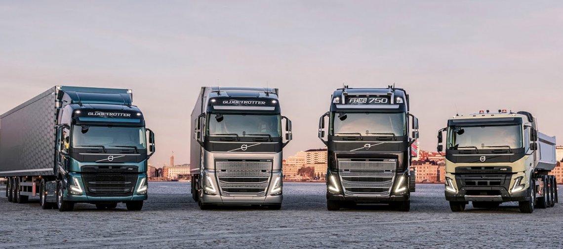 Volvo Trucks bereidt zich voor op een CO2-neutrale toekomst