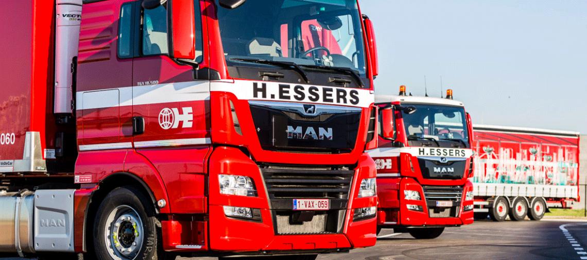 Top 1000 Transport 2021 : découvrez le Top 20 des transporteurs belges
