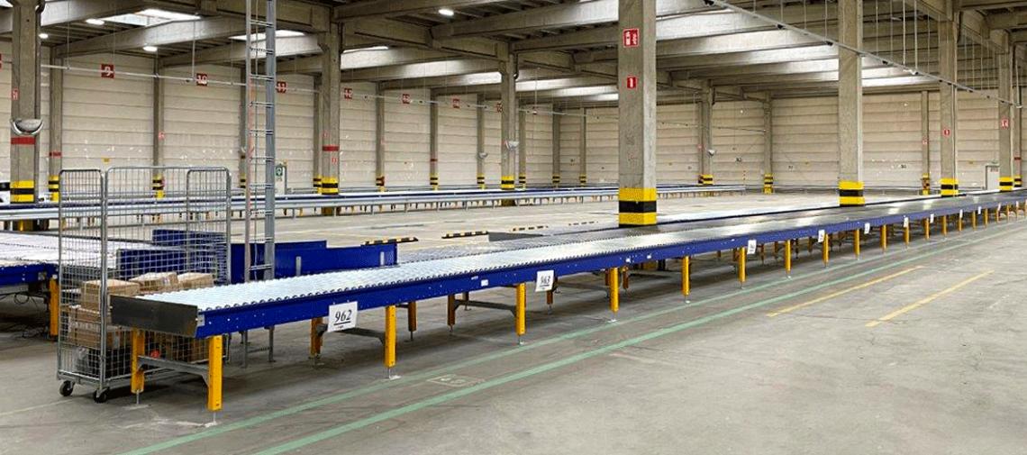 GLS ouvre un nouveau dépôt à Wijnegem