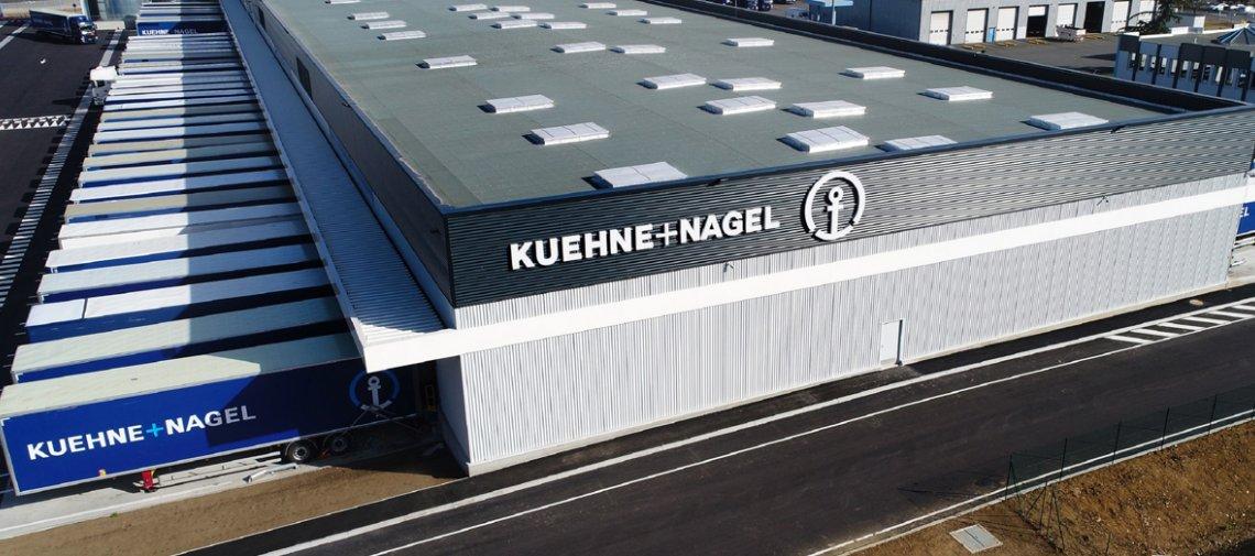 Kuehne+Nagel zoekt 400 extra uitzendkrachten