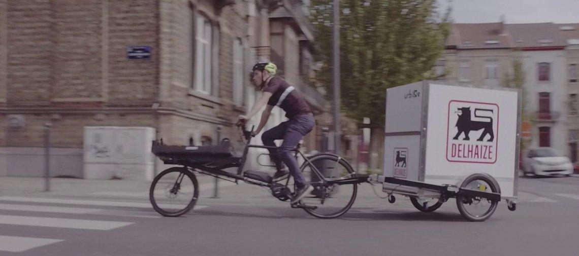 Brussel lanceert premie voor fietslogistiek