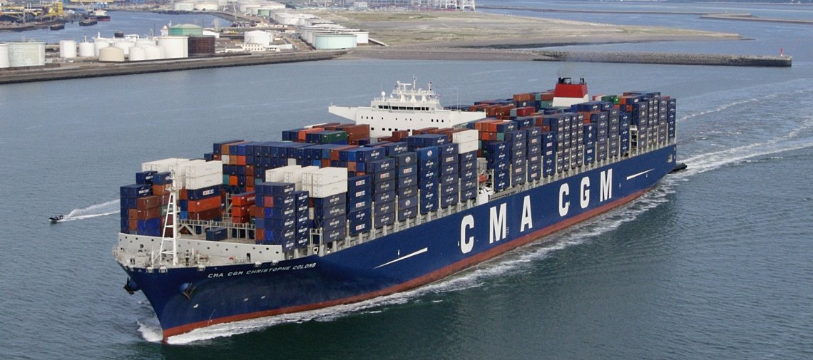 2014 was a good year for CMA CGM