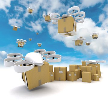 Top 5 technologies will change transportation management, logistic and supply chain