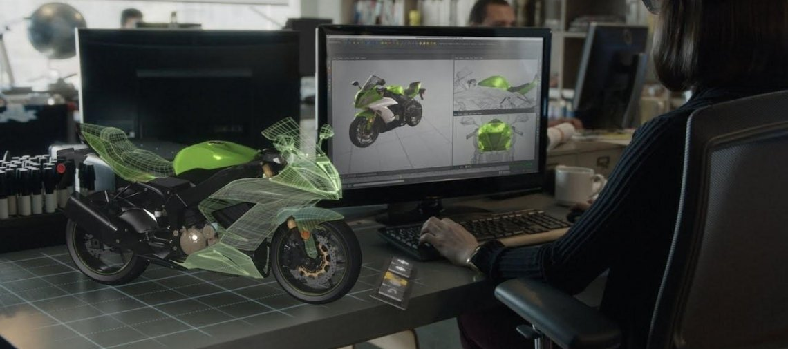 The era of the virtual world : Windows launches into augmented reality with holographic glasses .