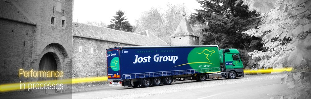 Jost Group invests in Natural Gas Trucks