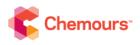 Chemours Belgium, 0 Offres d'emplois