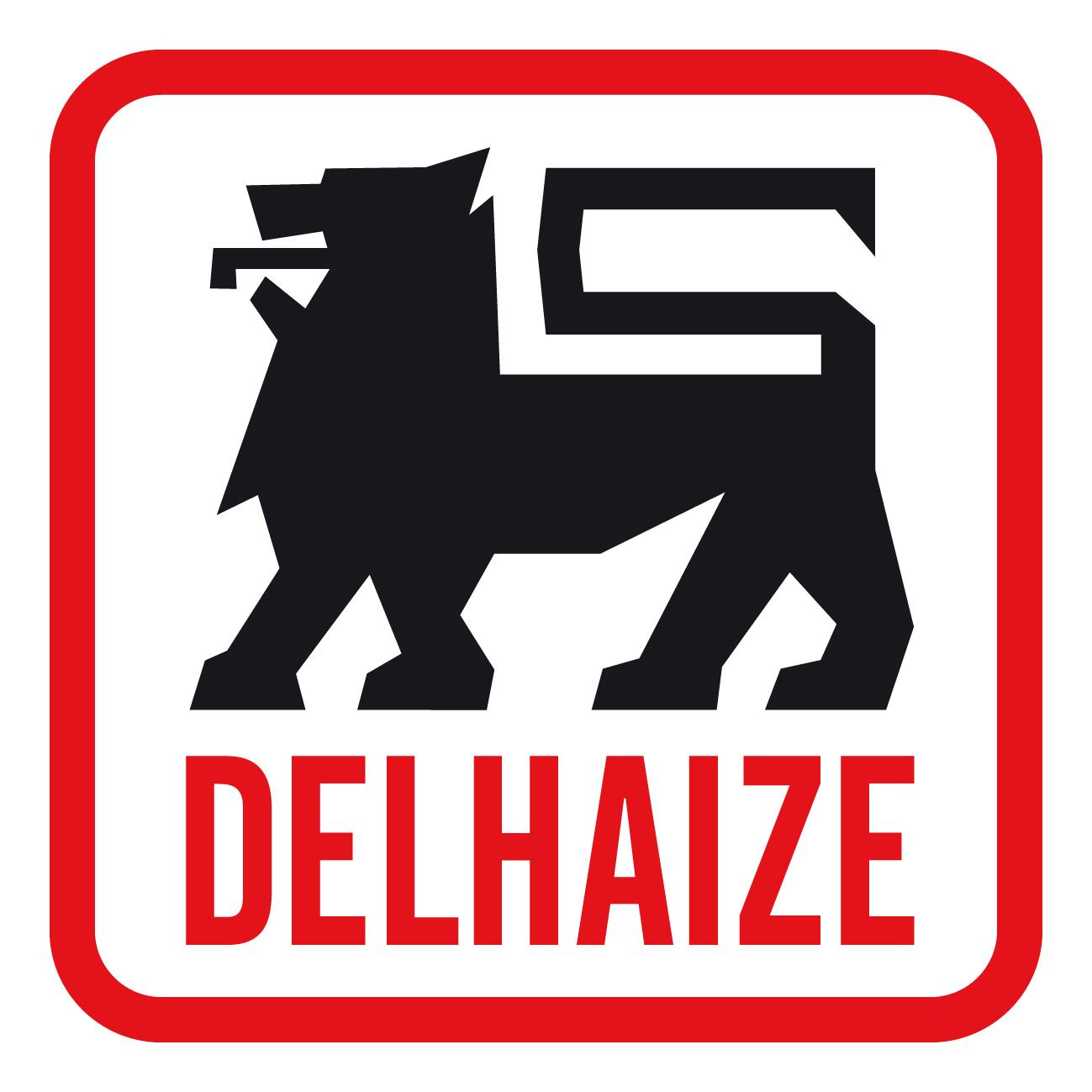 Afbeeldingsresultaat voor logo  delhaize